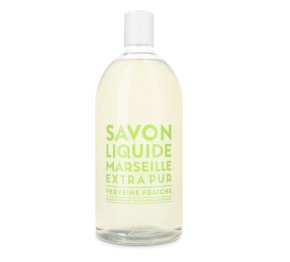 Sapone liquido di Marsiglia alla Verbena Fresca Ricarica 1L
